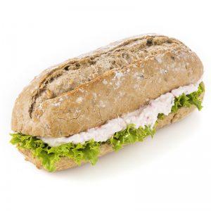 Broodje Zalm/rookaas